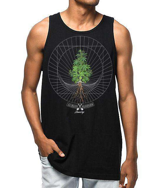 MENS ALWAYS GROWING TANK
