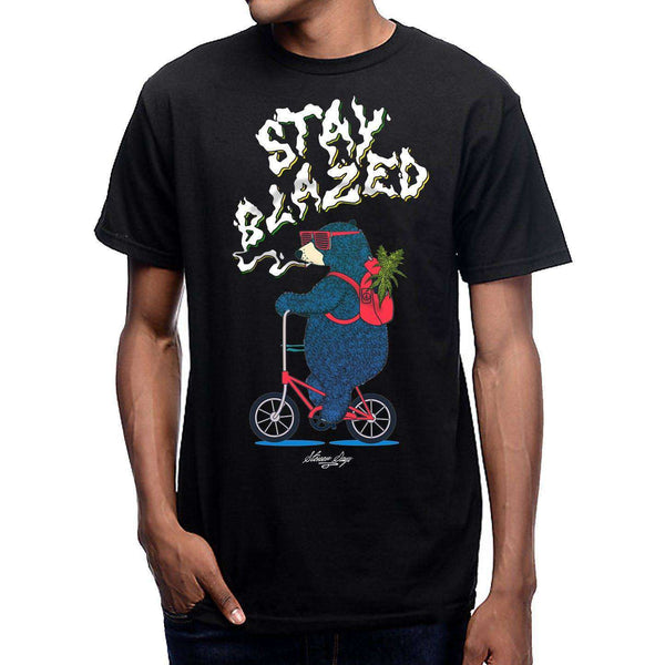 MEN'S BEAR ON A BIKE TEE