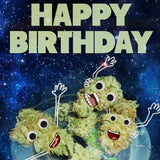 BIRTHDAY NUGS HEMP CARD