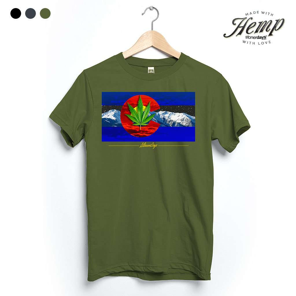 Colorado Hemp Tee