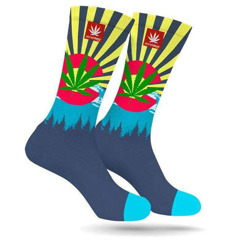 COLORADO WEED SOCKS