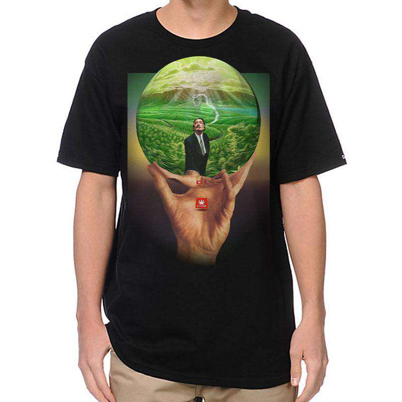 MEN'S DALI ESCHER REFLECTION TEE