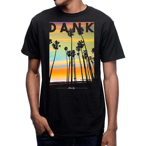 MENS DANK TREES TEE