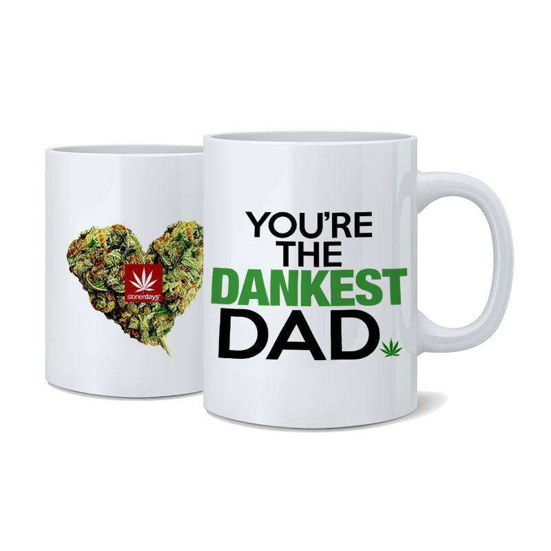 DANKEST DAD MUG + CARD COMBO