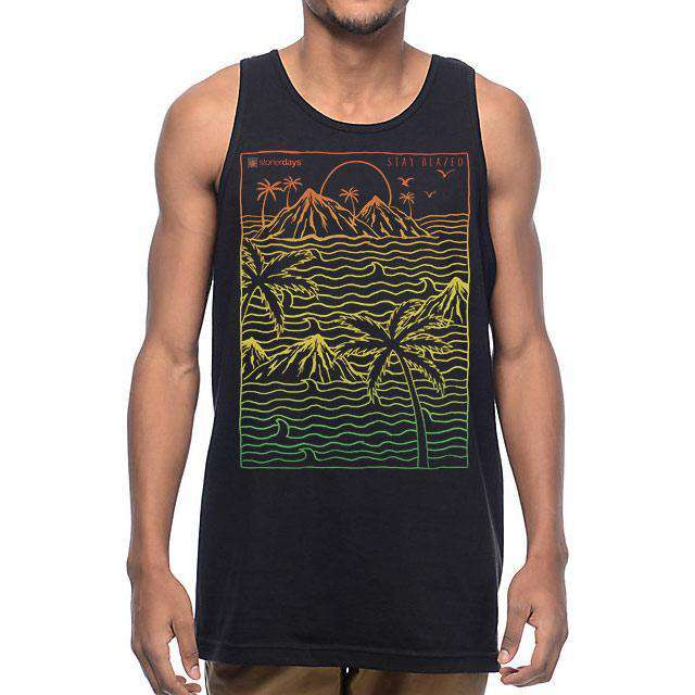 MENS ENDLESS OCEAN TANK