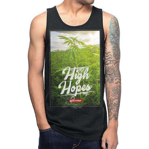 MENS HIGH HOPES TANK