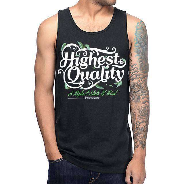 MENS HIGHEST QUALITY TANK