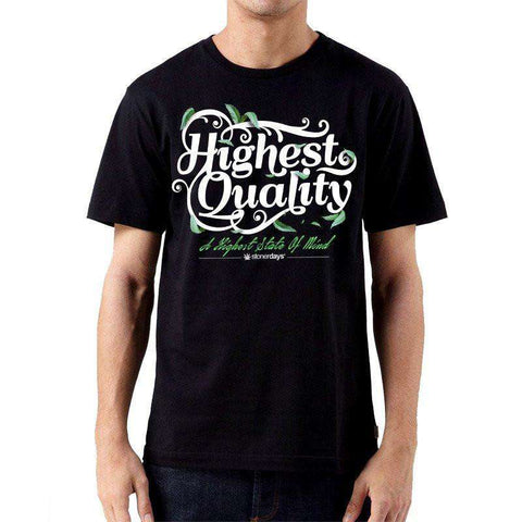 MEN'S HIGHEST QUALITY TEE