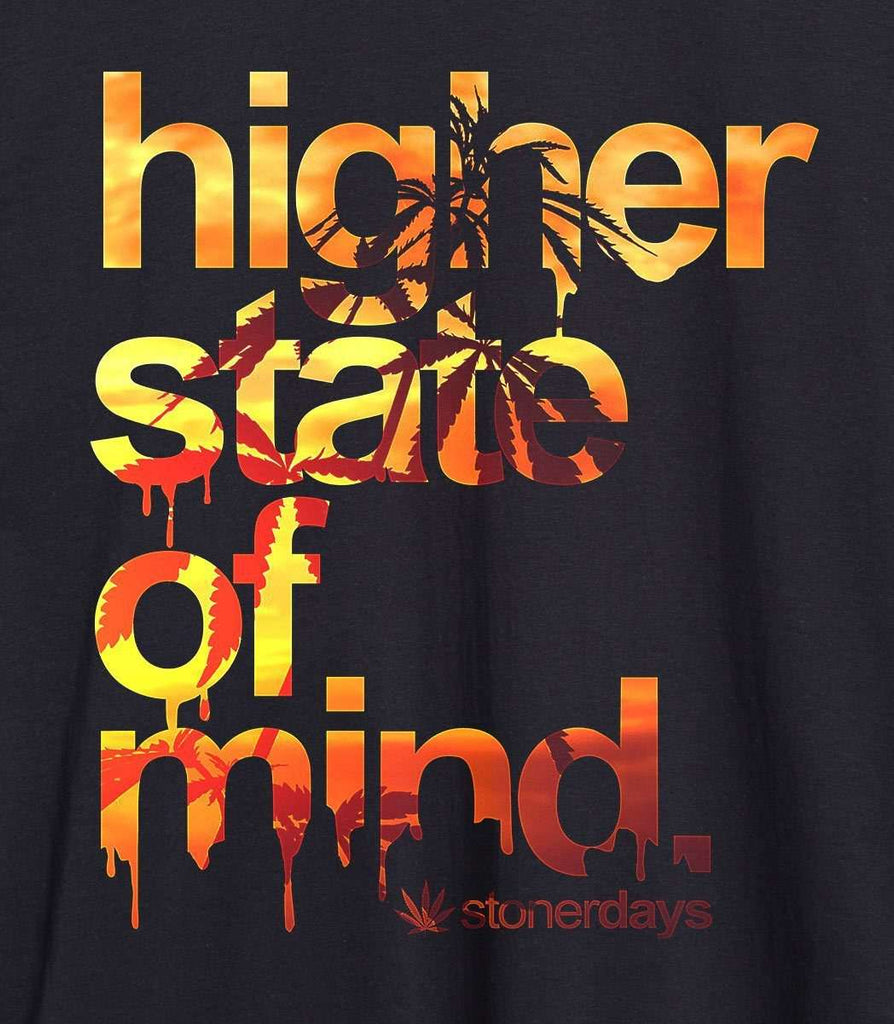 MEN'S HSOM SUNSET TEE