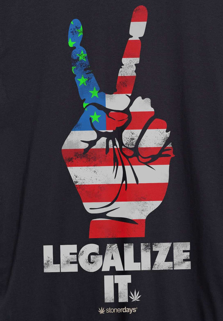 LEGALIZE AMERICA HOODIE