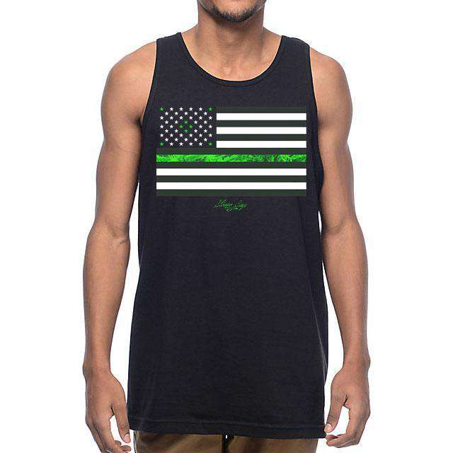 MENS LEGALIZE FREEDOM TANK