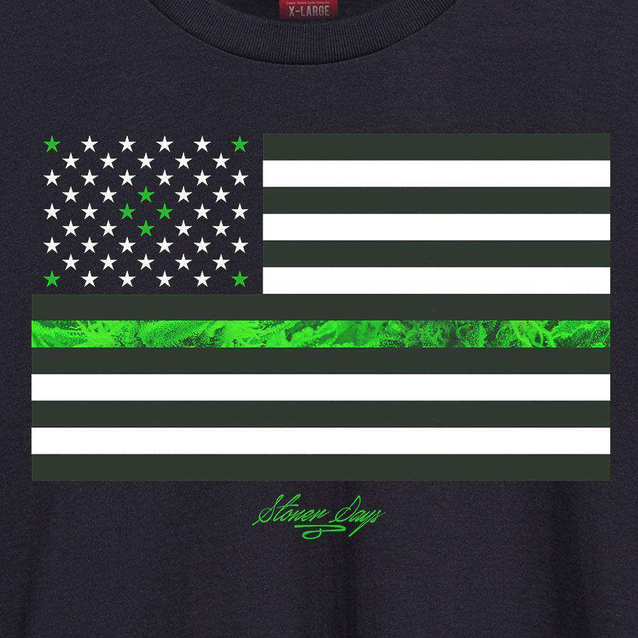 MEN'S LEGALIZE FREEDOM TEE