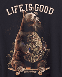 LIFE IS GOOD HOODIE-StonerDays