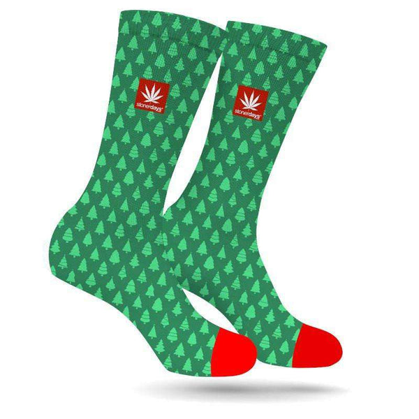 LITTLE TREES WEED SOCKS-StonerDays