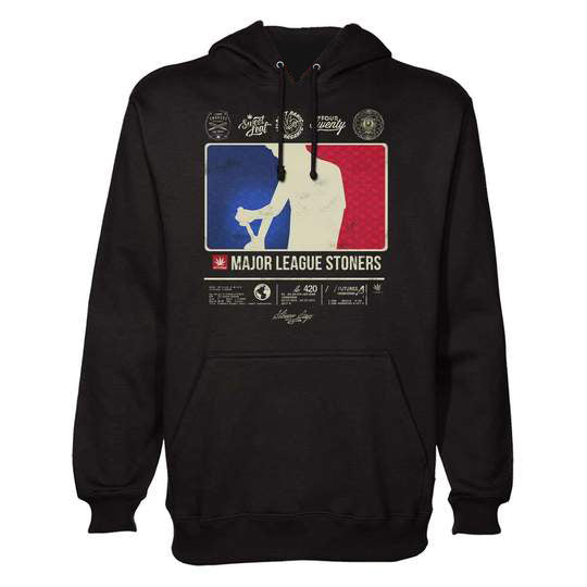 MAJOR LEAGUE STONER HOODIE