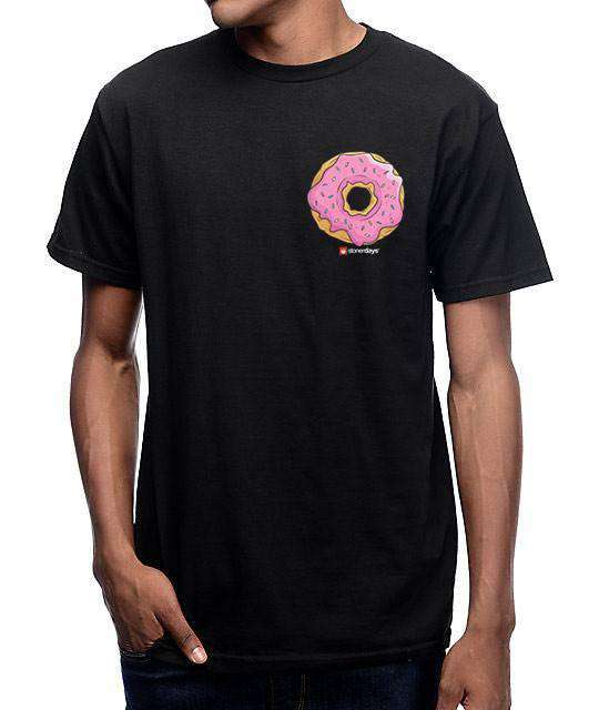 MEN'S DONUT CHEST TEE