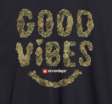 MENS GOOD VIBES NUGS TANK