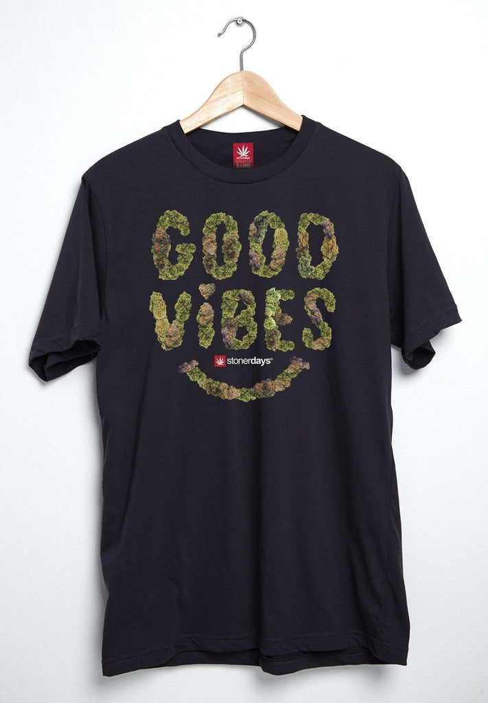 MEN'S GOOD VIBES NUGS TEE