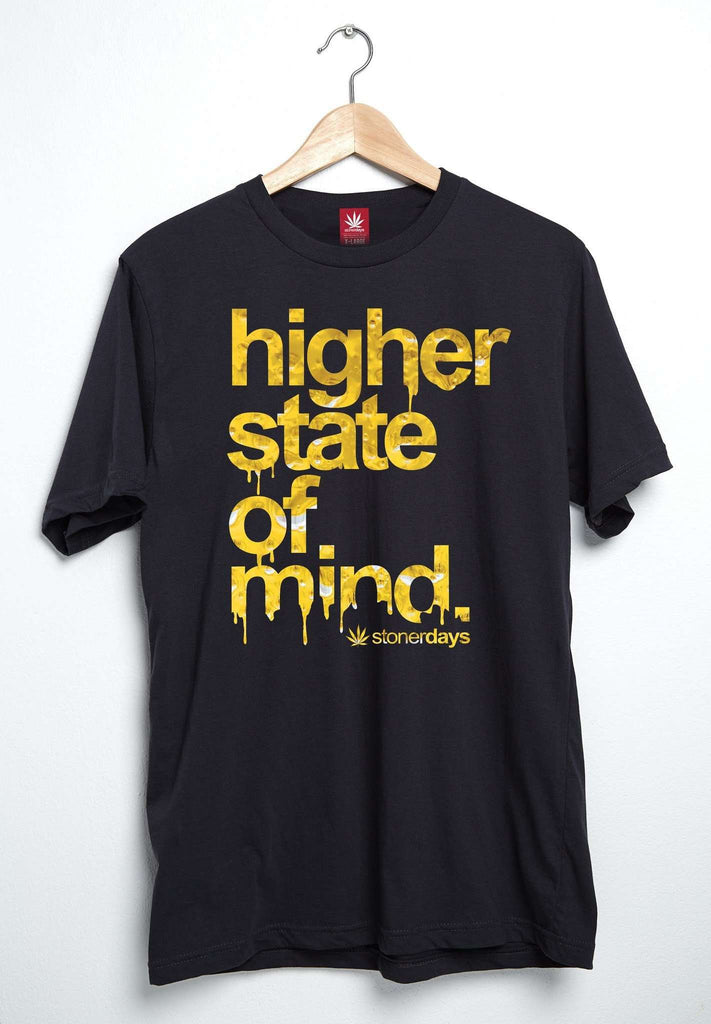 MEN'S HIGHER STATE OF MIND SHATTER TEE