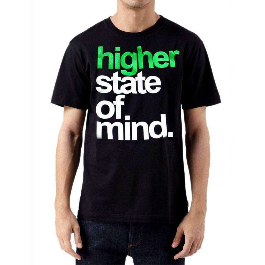 MEN'S HIGHER STATE OF MIND TEE-StonerDays