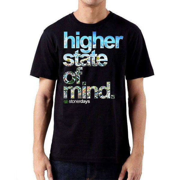 MEN'S HSOM MILE HIGH TEE-StonerDays
