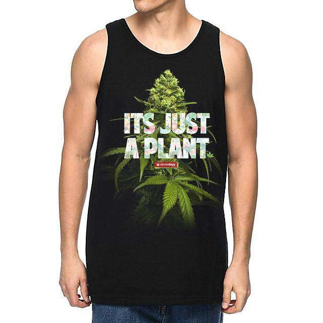 MENS ITS JUST A PLANT TANK