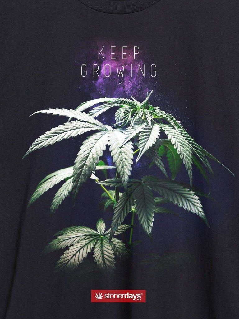 MEN'S KEEP GROWING TEE