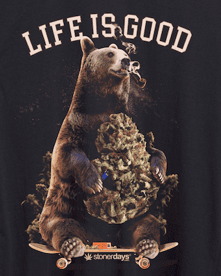 MENS LIFE IS GOOD TANK