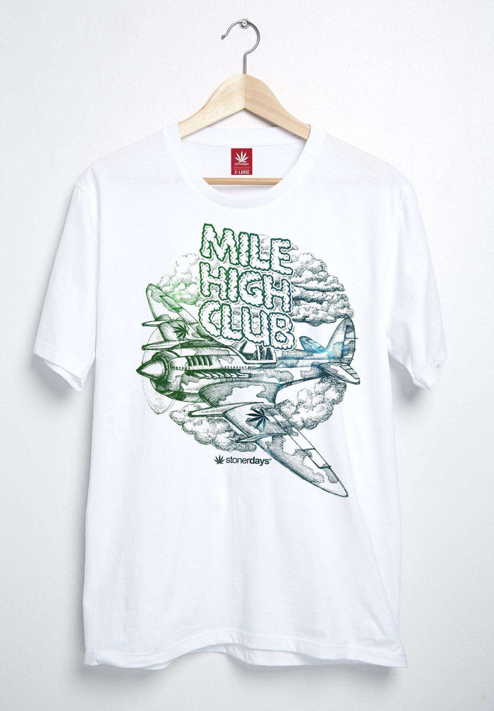 MEN'S MILE HIGH TEE