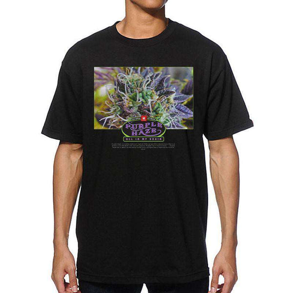 MEN'S PURPLE HAZE TEE-StonerDays