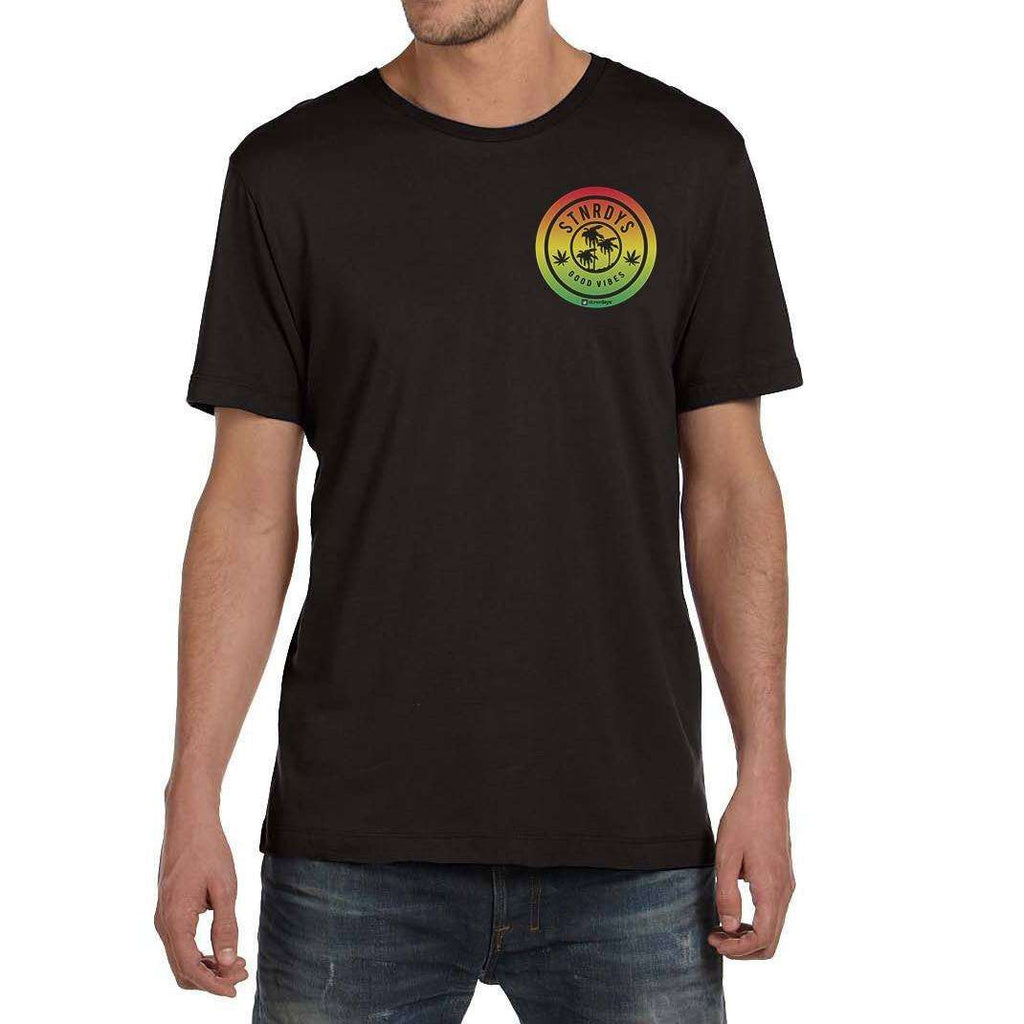 MEN'S RASTA CHEST TEE
