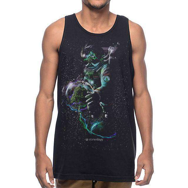 MENS SAVE THE TREES TANK