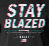 MENS STAY BLAZED 3D TANK-StonerDays