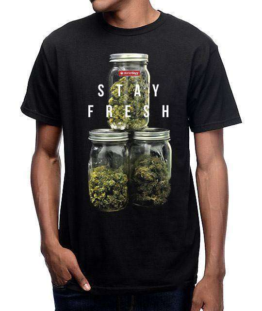 MEN'S STAY FRESH TEE
