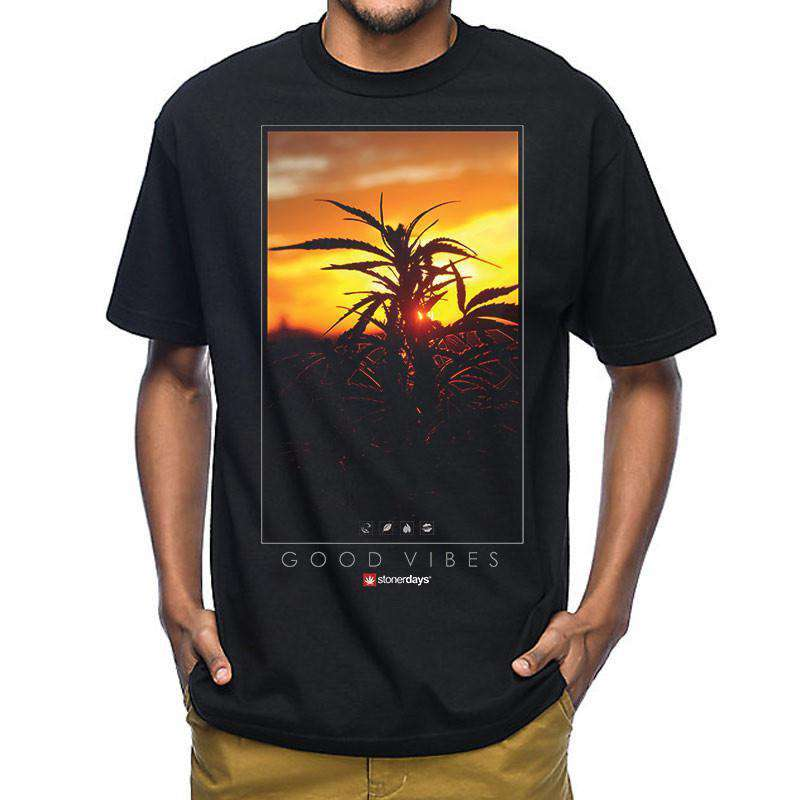 MEN'S SUNSET TEE