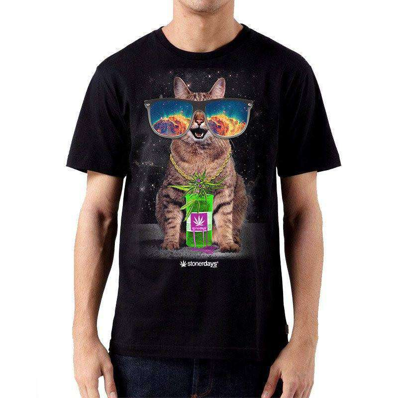 MENS TRIPPY KITTY TEE