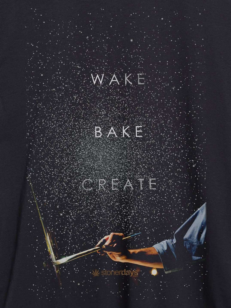 MENS WAKE BAKE CREATE TANK