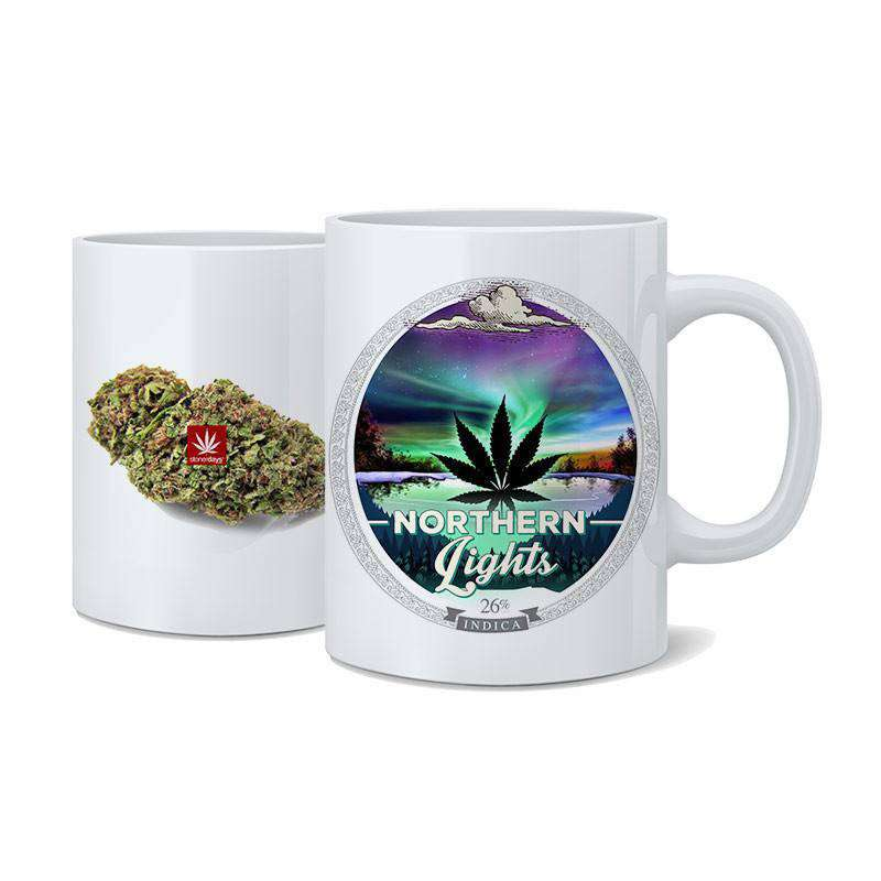 NORTHERN LIGHTS NUG MUG-StonerDays