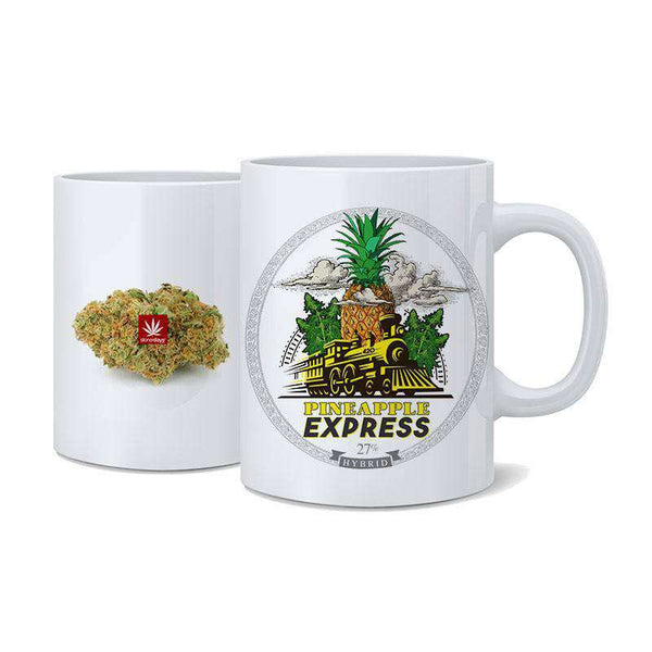 PINEAPPLE KUSH NUG MUG-StonerDays