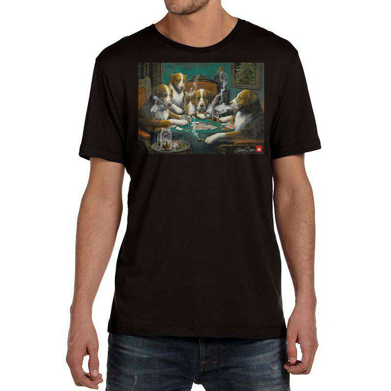 MEN'S POKER NIGHT TEE