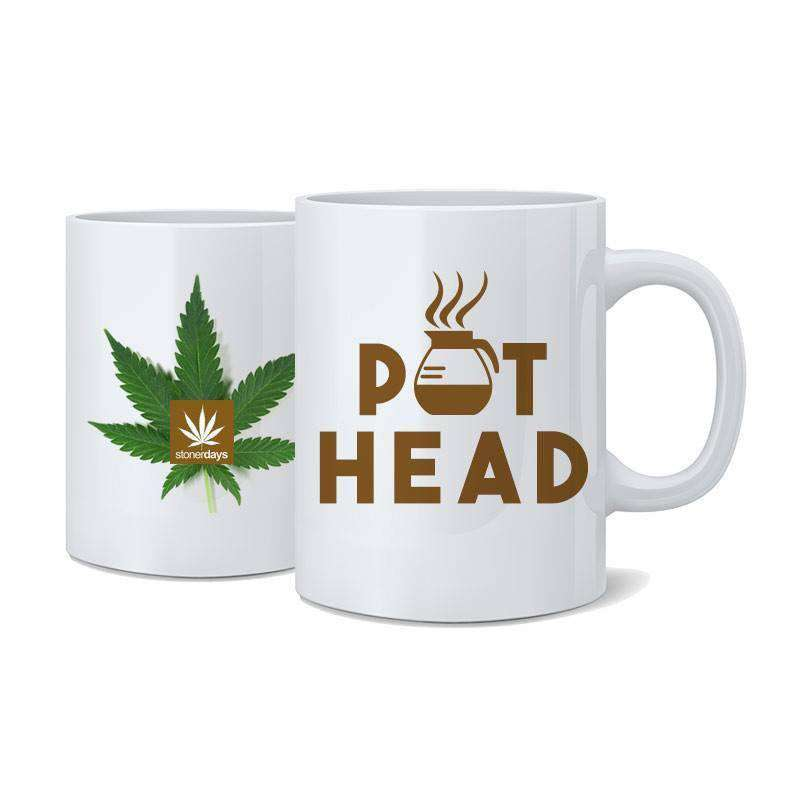 Pot Head Nug Mug