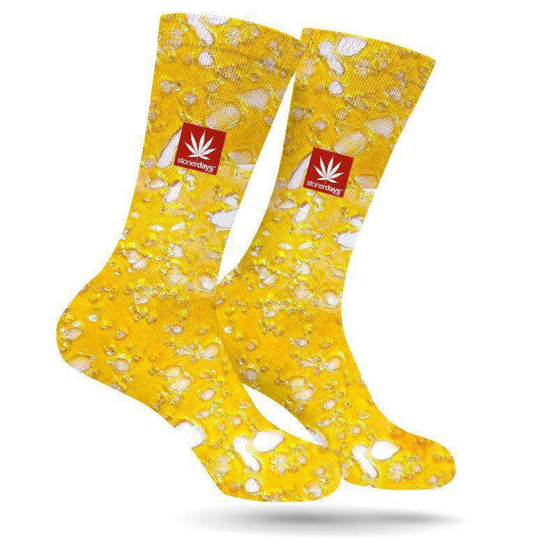 SHATTER SOCKS BY STONERDAYS