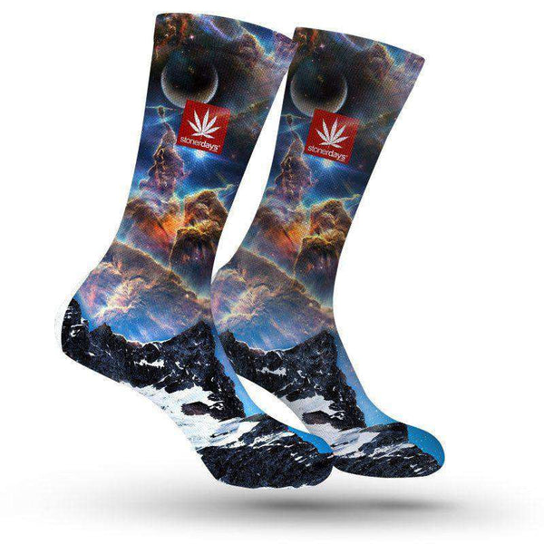 SPACE MOUNTAIN CREW SOCKS-StonerDays