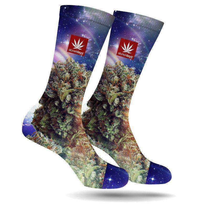 SPACE NUGS CREW SOCKS-StonerDays