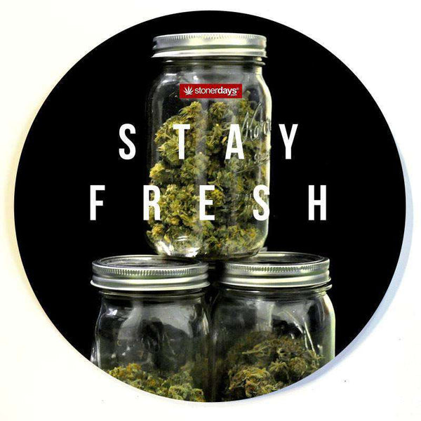STAY FRESH DAB MAT-StonerDays