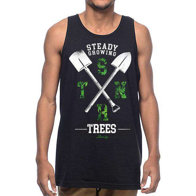 MENS STEADY GROWING TANK