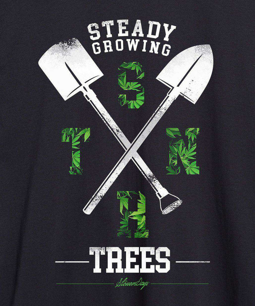 MEN'S STEADY GROWING TEE