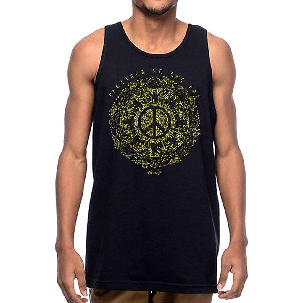 Mens Together We Are One Tank Top
