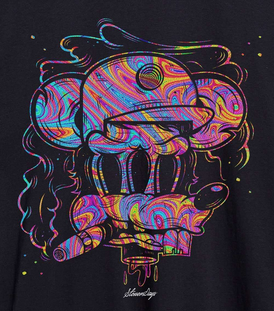 Trippy Mouse Hoodie