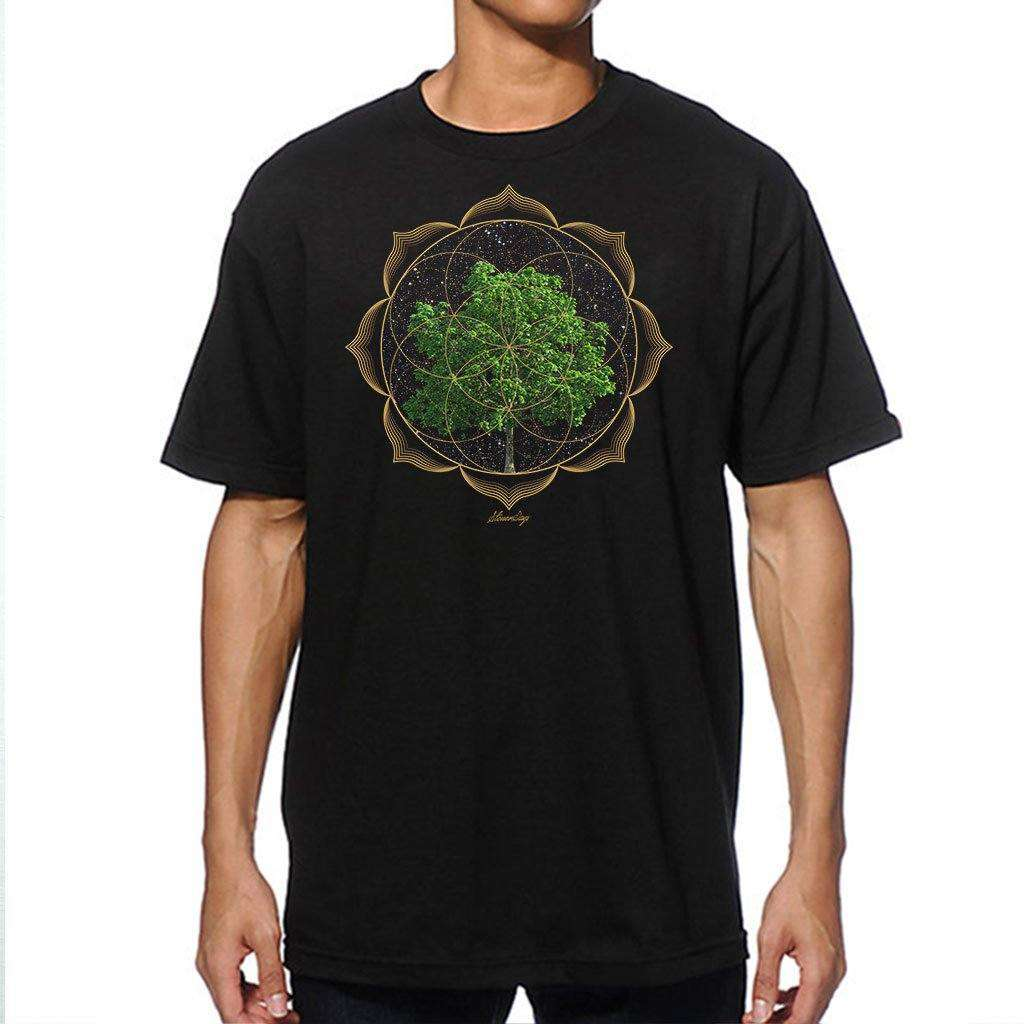 Men's Trippy Trees Tee